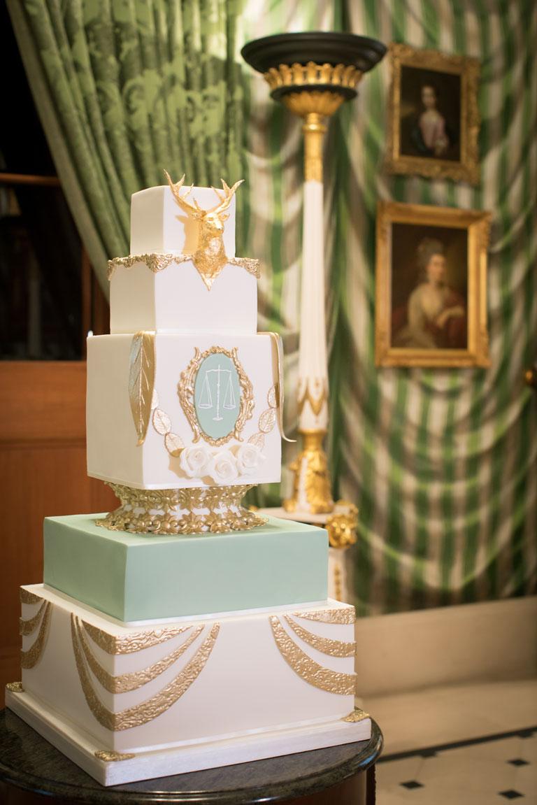 GC Coutures Berkeley Royal Wedding Cake, Knightsbridge