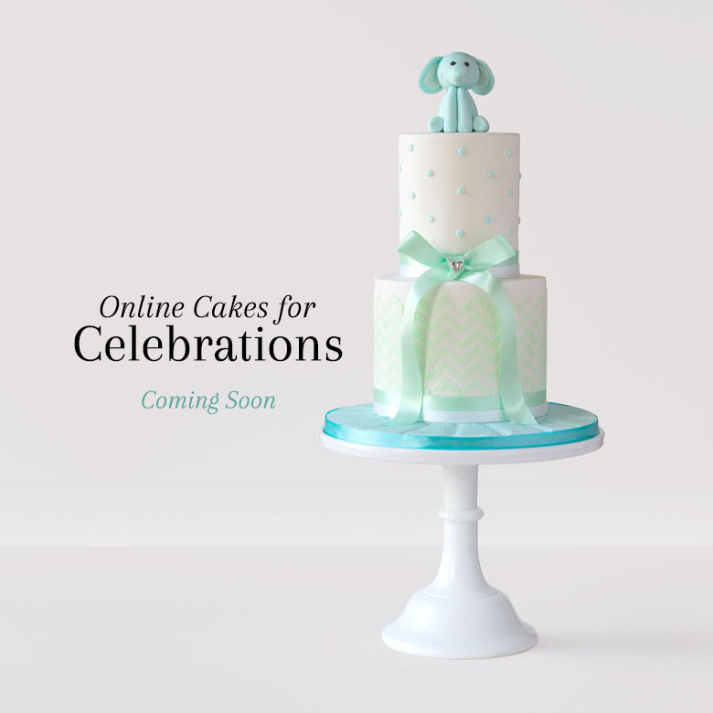 Online cakes for celebrations