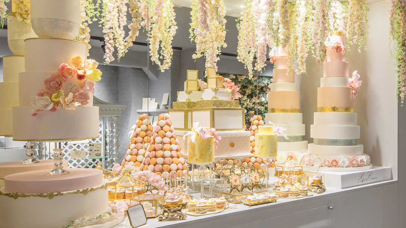 Indulgence Bar by GC Couture | Mayfair, London