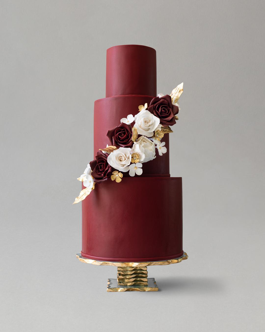 Luxury Wedding Cakes At The Lanesborough, Knightsbridge