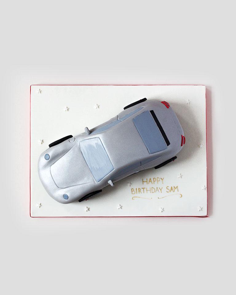 Car Cake Gc Couture Mayfair London